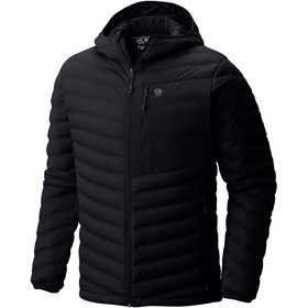 """Mountain Hardwear M´s StretchDown Hooded Jacket Black"""
